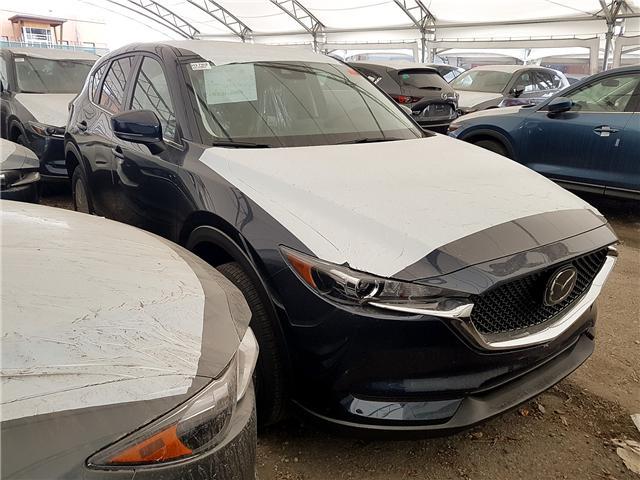 2019 Mazda CX-5 GS (Stk: H1762) in Calgary - Image 1 of 1