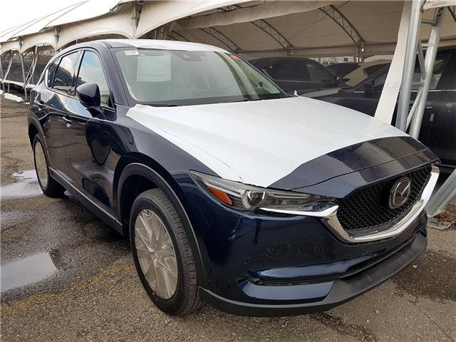2019 Mazda CX-5 GT (Stk: H1768) in Calgary - Image 1 of 1