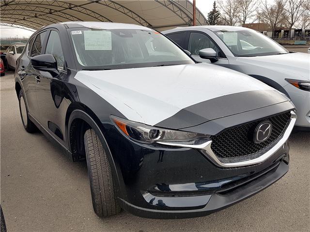 2019 Mazda CX-5 GS (Stk: H1761) in Calgary - Image 1 of 1