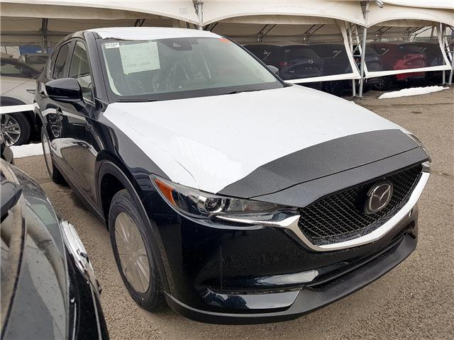 2019 Mazda CX-5 GS (Stk: H1754) in Calgary - Image 1 of 1