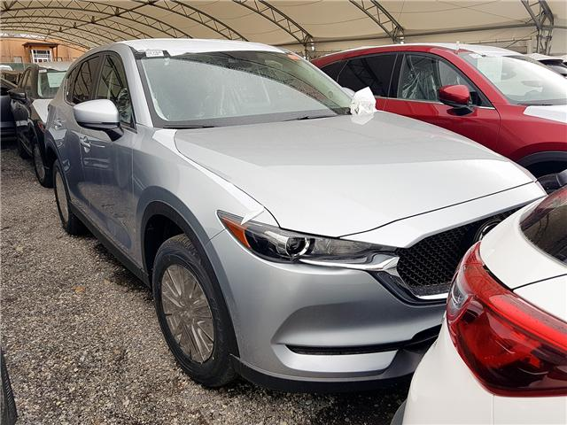 2019 Mazda CX-5 GS (Stk: H1755) in Calgary - Image 1 of 1