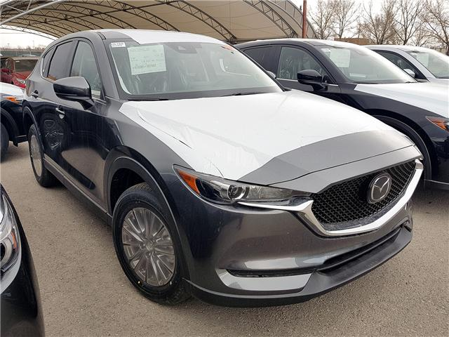 2019 Mazda CX-5 GS (Stk: H1765) in Calgary - Image 1 of 1