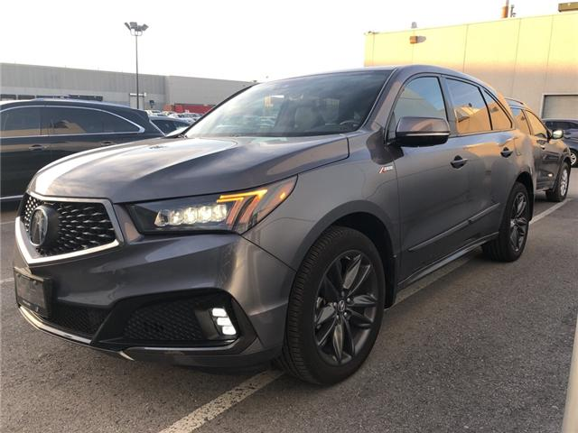 2019 Acura MDX A-Spec (Stk: 800591) in Brampton - Image 1 of 6