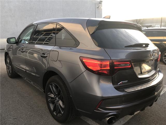 2019 Acura MDX A-Spec (Stk: 800591) in Brampton - Image 2 of 6