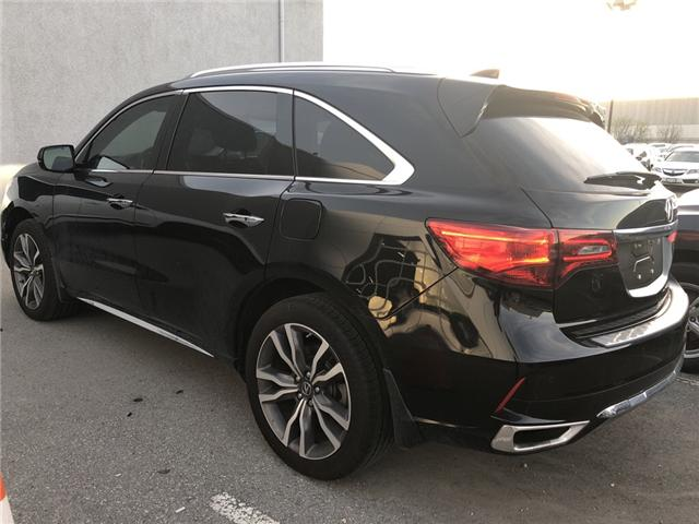 2019 Acura MDX Elite (Stk: 800659) in Brampton - Image 2 of 6
