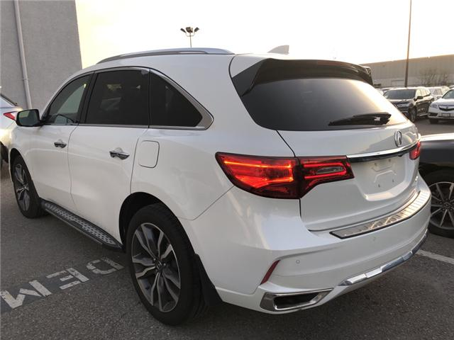 2019 Acura MDX Elite (Stk: 800342) in Brampton - Image 2 of 6