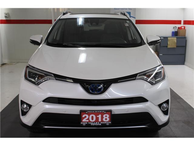 2018 Toyota RAV4 Hybrid Limited (Stk: 298030S) in Markham - Image 3 of 27