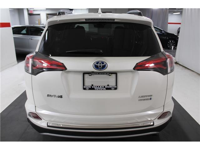 2018 Toyota RAV4 Hybrid Limited (Stk: 298030S) in Markham - Image 22 of 27
