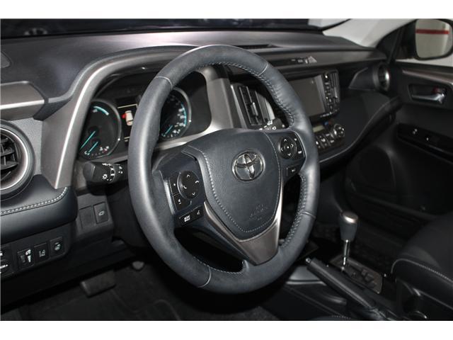 2018 Toyota RAV4 Hybrid Limited (Stk: 298030S) in Markham - Image 10 of 27