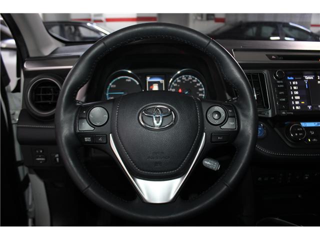 2018 Toyota RAV4 Hybrid Limited (Stk: 298030S) in Markham - Image 11 of 27