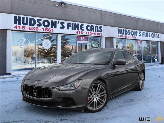 2014 Maserati Ghibli S Q4 (Stk: 97862) in Toronto - Image 1 of 30