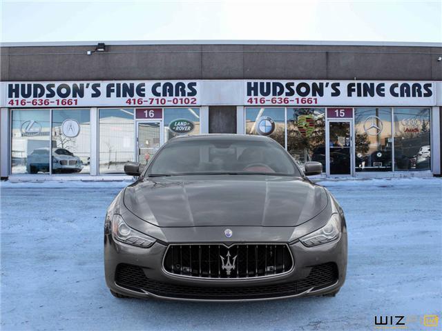2014 Maserati Ghibli S Q4 (Stk: 97862) in Toronto - Image 2 of 30