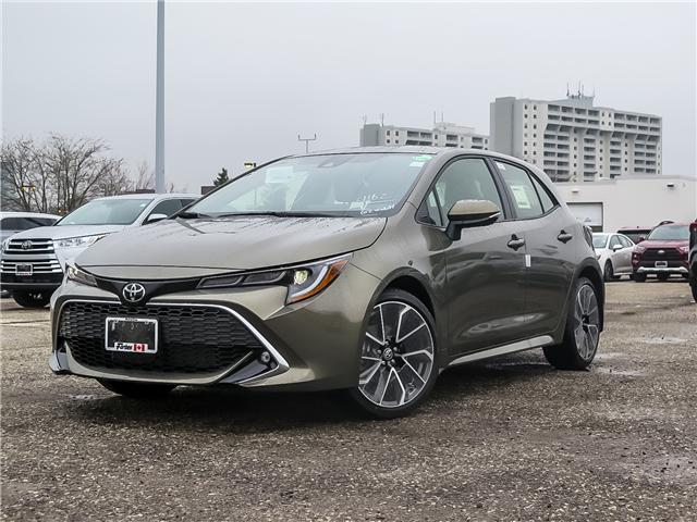 2019 Toyota Corolla Hatchback Base (Stk: 92191) in Waterloo - Image 1 of 18