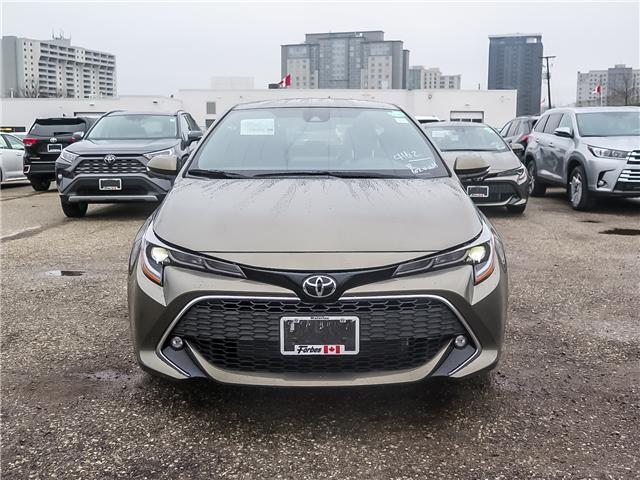 2019 Toyota Corolla Hatchback Base (Stk: 92191) in Waterloo - Image 2 of 18