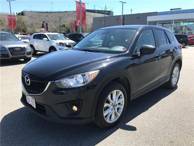 2014 Mazda CX-5 GT (Stk: T386251A) in Saint John - Image 1 of 34