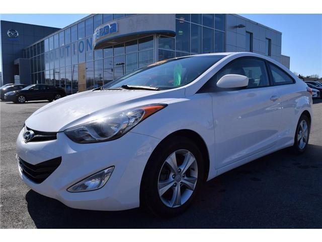 2013 Hyundai Elantra  (Stk: A-2294) in Châteauguay - Image 1 of 28