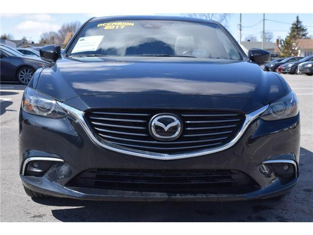 2017 Mazda MAZDA6 GT (Stk: A-2266) in Châteauguay - Image 10 of 30
