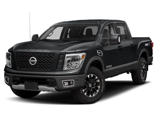 2019 Nissan Titan SV Midnight Edition (Stk: 19473) in Barrie - Image 1 of 9