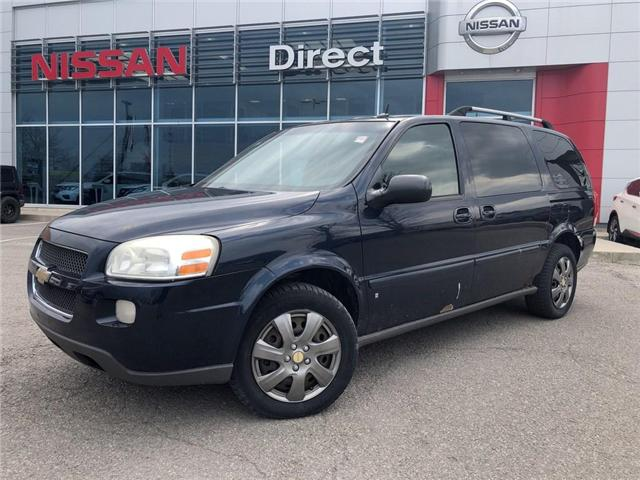 2007 Chevrolet Uplander LT1 - AS IS ONLY (Stk: N3030A) in Mississauga - Image 1 of 17