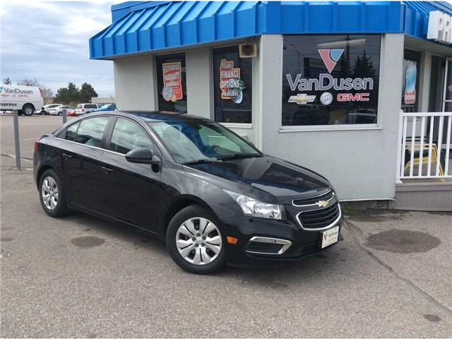 2015 Chevrolet Cruze LT 1LT (Stk: B7380) in Ajax - Image 1 of 21