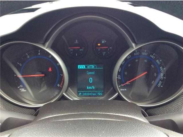 2015 Chevrolet Cruze LT 1LT (Stk: B7380) in Ajax - Image 5 of 21