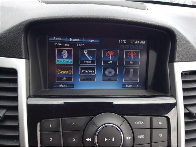 2015 Chevrolet Cruze LT 1LT (Stk: B7380) in Ajax - Image 6 of 21