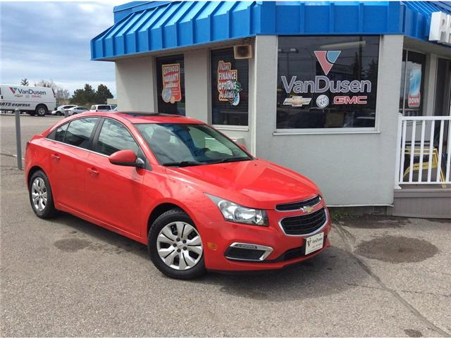 2015 Chevrolet Cruze LT 1LT (Stk: B7381) in Ajax - Image 1 of 25