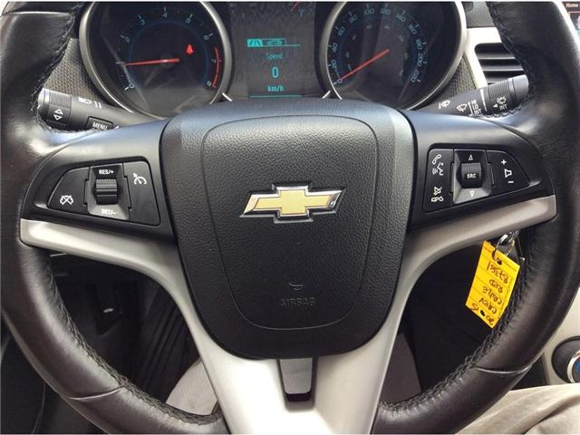 2015 Chevrolet Cruze LT 1LT (Stk: B7381) in Ajax - Image 3 of 25