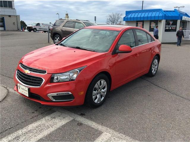2015 Chevrolet Cruze LT 1LT (Stk: B7381) in Ajax - Image 17 of 25