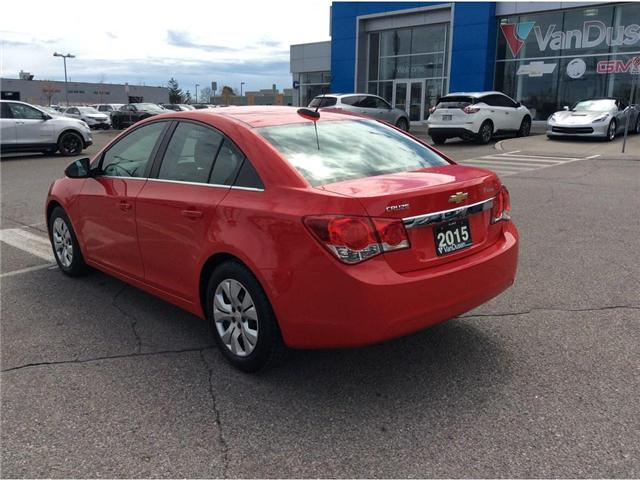 2015 Chevrolet Cruze LT 1LT (Stk: B7381) in Ajax - Image 19 of 25