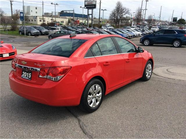 2015 Chevrolet Cruze LT 1LT (Stk: B7381) in Ajax - Image 21 of 25