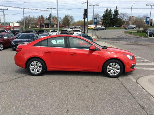 2015 Chevrolet Cruze LT 1LT (Stk: B7381) in Ajax - Image 22 of 25
