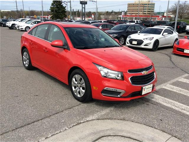 2015 Chevrolet Cruze LT 1LT (Stk: B7381) in Ajax - Image 23 of 25