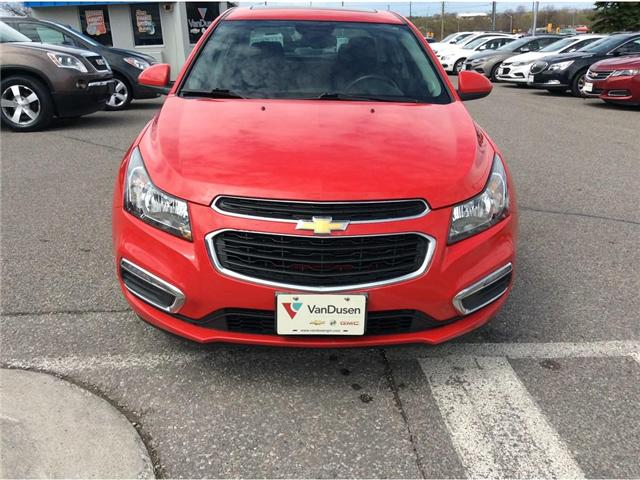 2015 Chevrolet Cruze LT 1LT (Stk: B7381) in Ajax - Image 24 of 25
