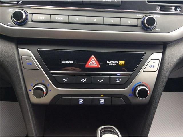 2017 Hyundai Elantra SE (Stk: B7279) in Ajax - Image 7 of 21