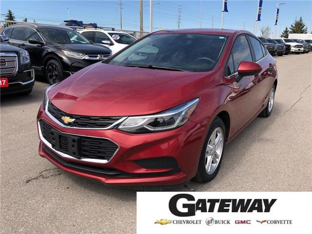 2017 Chevrolet Cruze LT|SUNROOF|BLUETOOTH|REMOTE START| (Stk: 126942A) in BRAMPTON - Image 1 of 18