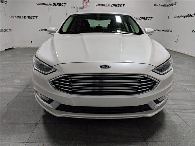 2018 Ford Fusion Hybrid Titanium (Stk: DRD2331) in Burlington - Image 2 of 40