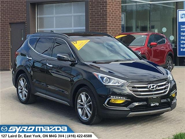 2017 Hyundai Santa Fe Sport 2.0T SE (Stk: 28761A) in East York - Image 1 of 30