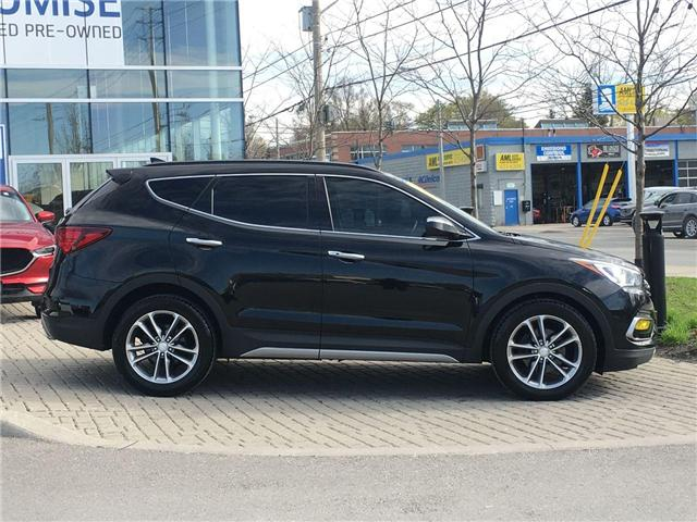 2017 Hyundai Santa Fe Sport 2.0T SE (Stk: 28761A) in East York - Image 2 of 30