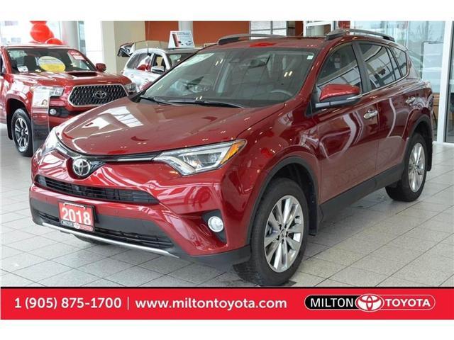 2018 Toyota RAV4 Limited (Stk: 767045) in Milton - Image 1 of 45