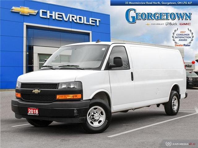 2018 Chevrolet Express 2500 Work Van (Stk: 29423) in Georgetown - Image 1 of 27