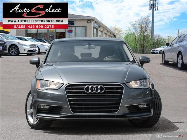 2015 Audi A3  (Stk: 15WG3A2) in Scarborough - Image 2 of 27