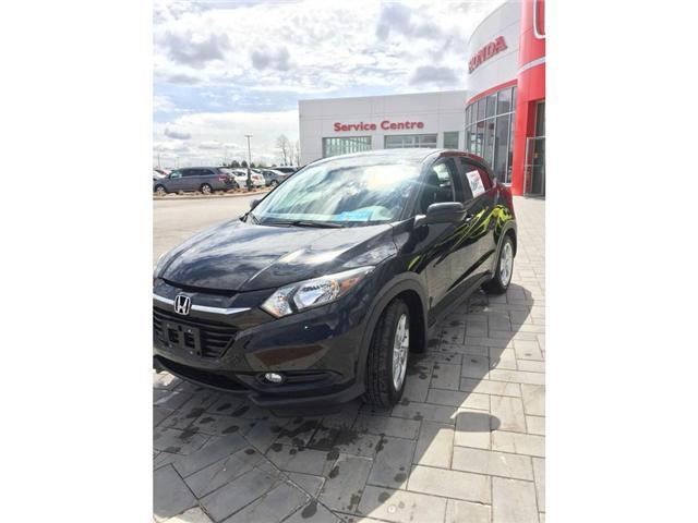 2016 Honda HR-V EX (Stk: b0262) in Ottawa - Image 1 of 13