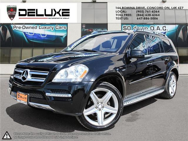 2012 Mercedes-Benz GL-Class Base (Stk: D0570) in Concord - Image 1 of 23