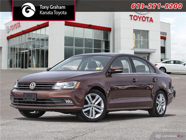 2016 Volkswagen Jetta 1.8 TSI Highline (Stk: K4223A) in Ottawa - Image 1 of 29