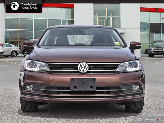 2016 Volkswagen Jetta 1.8 TSI Highline (Stk: K4223A) in Ottawa - Image 2 of 29