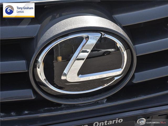 2017 Lexus IS 300 Base (Stk: Y3398) in Ottawa - Image 9 of 29