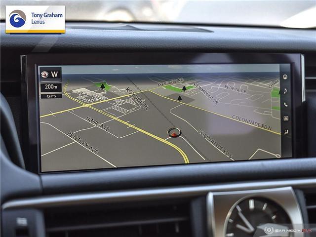 2017 Lexus IS 300 Base (Stk: Y3398) in Ottawa - Image 19 of 29