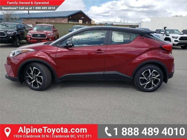 2019 Toyota C-HR XLE Premium Package (Stk: 1037729) in Cranbrook - Image 2 of 15