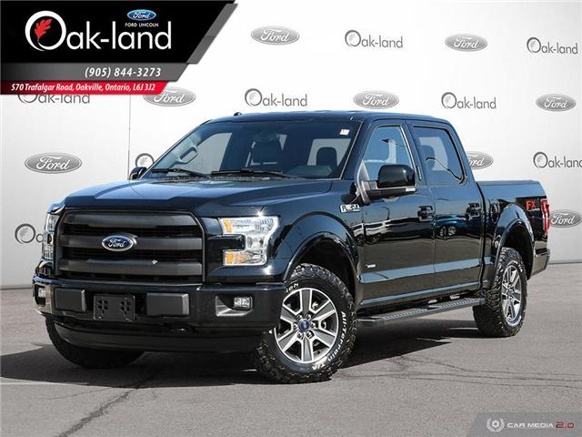 2016 Ford F-150 Lariat (Stk: R3424) in Oakville - Image 1 of 27